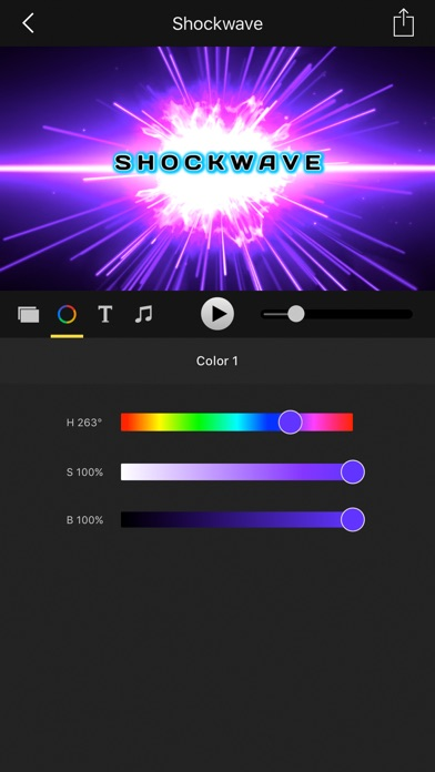 Intromate intro maker app download android apk for Custom video intro templates