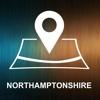 Northamptonshire, UK, Offline Auto GPS