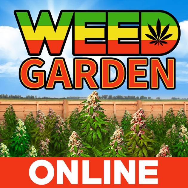 weed garden online on the app store. Black Bedroom Furniture Sets. Home Design Ideas