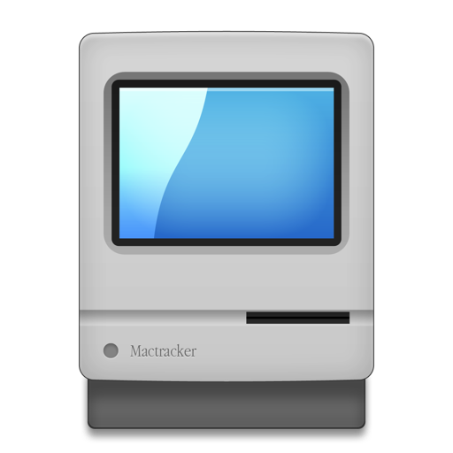 果粉必备 Mactracker for Mac