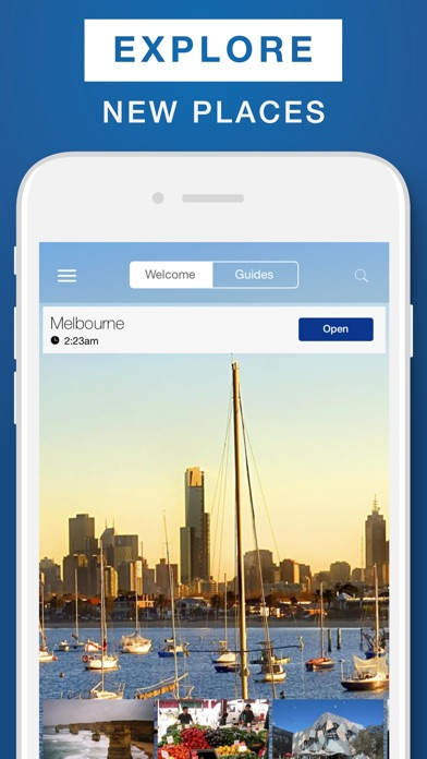 Melbourne - Travel Guide & Offline MapScreenshot of 1
