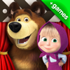 Masha and the Bear: videos, games, songs for kids Wiki