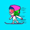 Snowboarder Stickers! Wiki