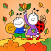 Őszi mese - Bogyó és Babóca