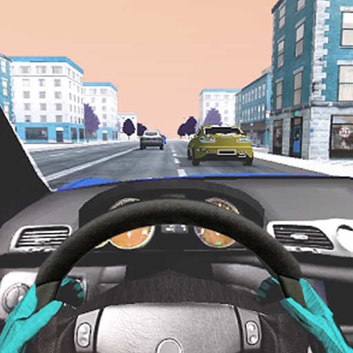 Astonishing Street Car Racing Challenges Games iOS App