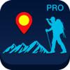 GPS海拔气压测量仪专业版,户外旅游导航必备