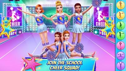 Cheerleader Champion Dance Off iPhone