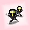 Ninja Brothers Stickers! Wiki