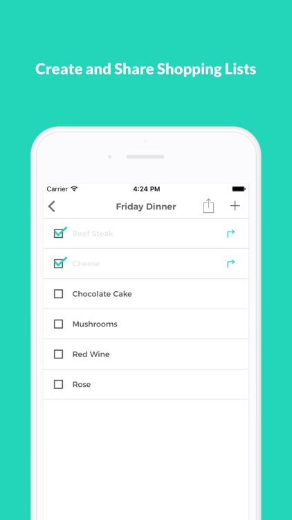 keep simple grocery tracker and shopping list by mirim an