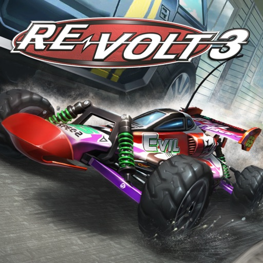 Re-Volt3 : Resurrection