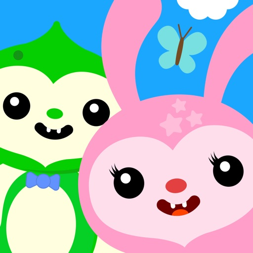 The Turtle, Hare and Friends Learning Puzzle Race iOS App