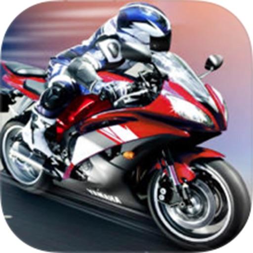 autoroute Moto Racer (3d vélo jeu de course) IPA