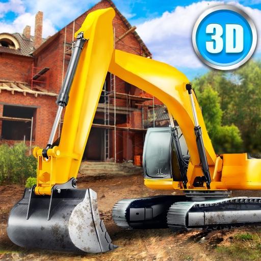 Town Construction Simulator 3D Full: Build a city! iOS App