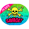 Savage Sayings iSticker Wiki