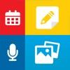 Notebook Lite:オーディオノート、レコーダー、メモ帳