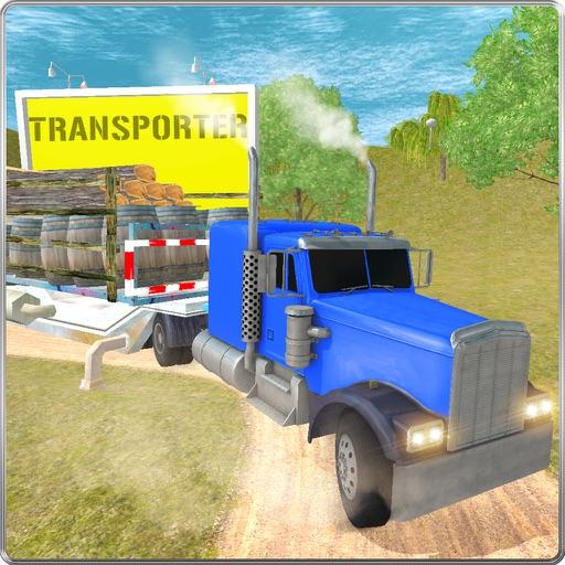 Truck Driving Cargo Transport iOS App