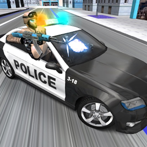 Stunning Police Match Games iOS App