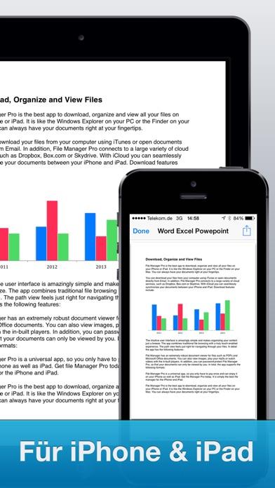 Screenshot von File Manager Pro App5