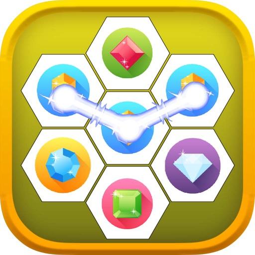 Crystal Blast - Shining Tiles iOS App
