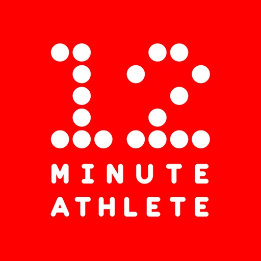12分钟运动训练:12 Minute Athlete HIIT Workouts