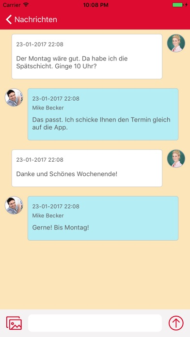 Bauverein Hamm direkt screenshot