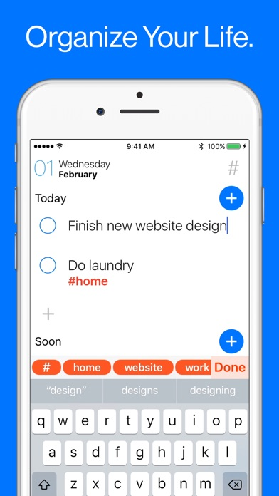 Agenda To Do Lists Tasks On The App Store