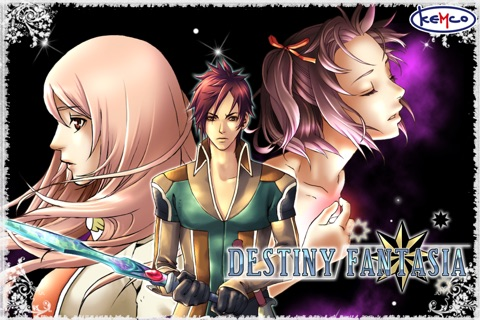 RPG Destiny Fantasia screenshot 1