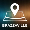 Brazzaville, Congo, Offline Auto GPS