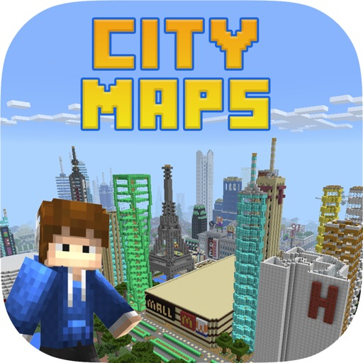 Epic City Maps for Minecraft PE Pocket Edition App Ranking & Review