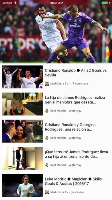 Hala Madrid ! screenshot one