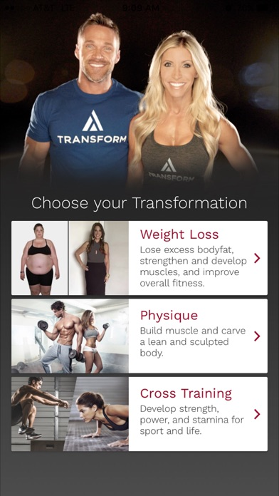 download Transform with Chris and Heidi appstore review