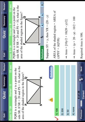 Math for GRE® Test (lite) screenshot 2