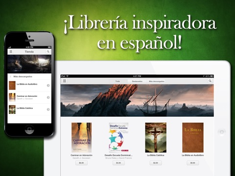 Biblia Reina Valera Audiolibro screenshot 4