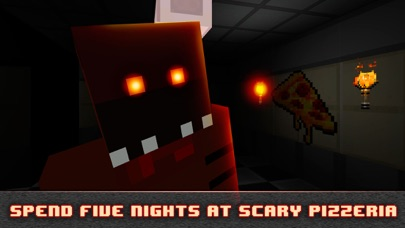 Nights at Cube Pizzeria 3D-0