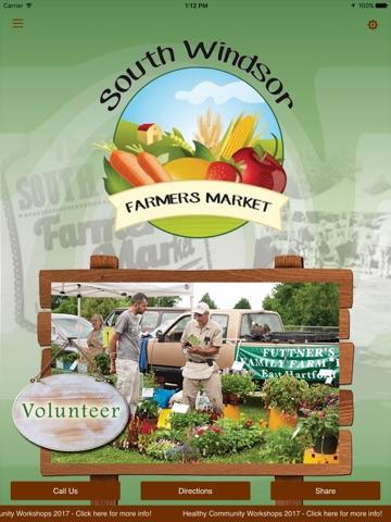 South Windsor Farmers Market screenshot 1