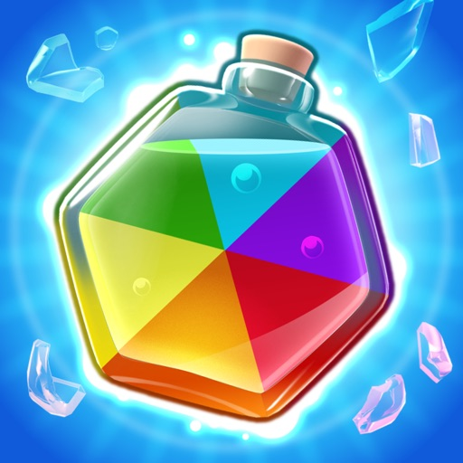 Potion Pop - Puzzle Match iOS App