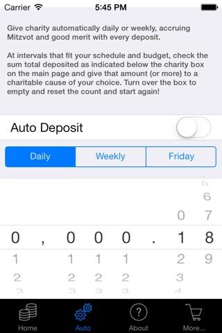 iCharity screenshot 3