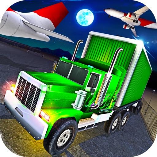 Airport Airplane Cargo Truck Parking Simulator 3D iOS App