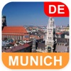 德國慕尼黑, 離線地圖 - PLACE STARS
