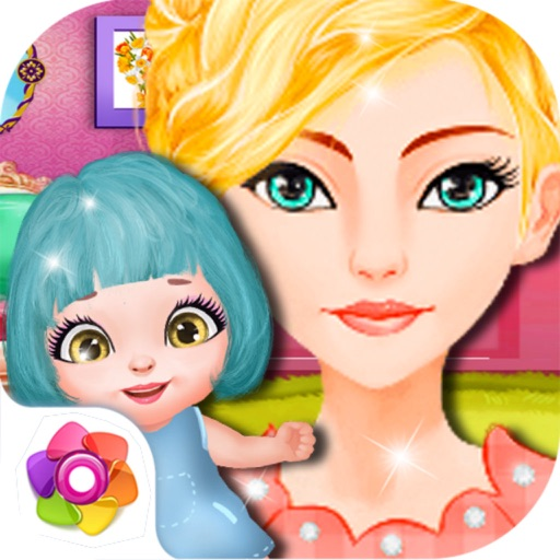 Fashion Queen's Baby Diary-Newborn Infant Care iOS App