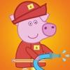 Fireman rescue: firetruck games for kids boy, girl