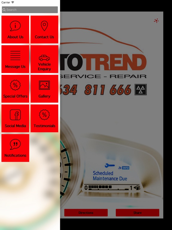 Auto Trend Motor Services On The App Store