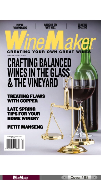 WineMaker Magazine Скриншоты3