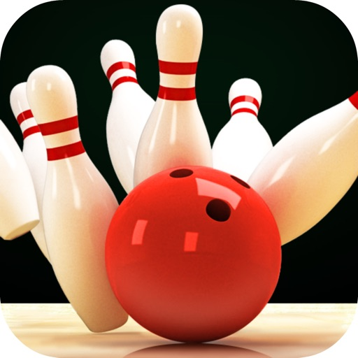 Master Bowling Mania 3D Icon