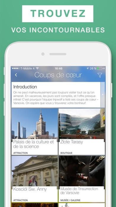 Varsovie – guide de voyage & carte offlineCapture d'écran de 2