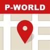 P-WORLD Corporation - パチンコ店MAP アートワーク