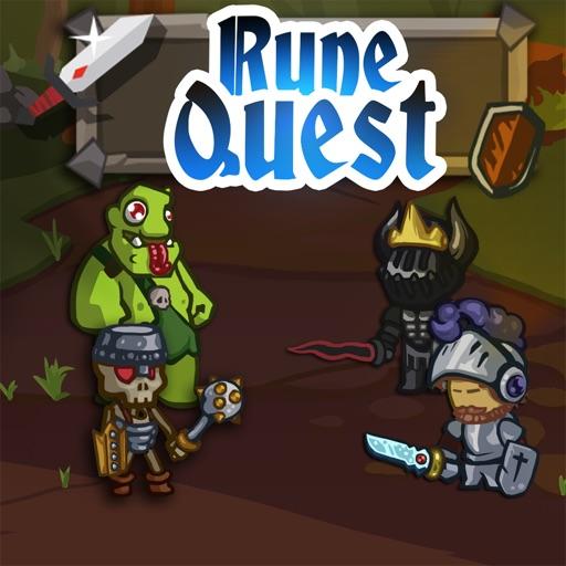 Rune Quest iOS App