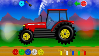 Happy Tractor by Horse Reader screenshot 3