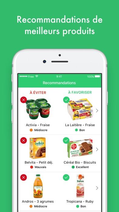 download Yuka - Scan de produits apps 4