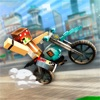Super Blocky Motocross: Trial City PRO
